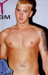 Eminem Frontal Nude Shot