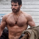 Henry Cavill shirtless