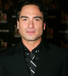 Johnny Galecki Nude